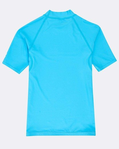 1 Unity - Kurzärmeliges Lycra für Jungen Blau N4KY07BIP9 Billabong