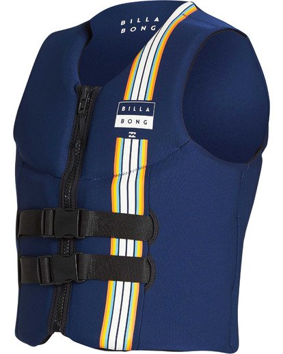 2 Dbah Cga Wake Vest Grau N4VS02BIP9 Billabong