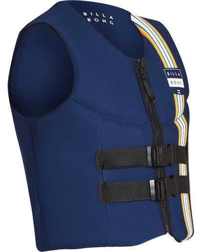 3 Dbah Cga Wake Vest Grau N4VS02BIP9 Billabong