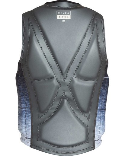 1 Pro Series Wake Vest Schwarz N4VS06BIP9 Billabong