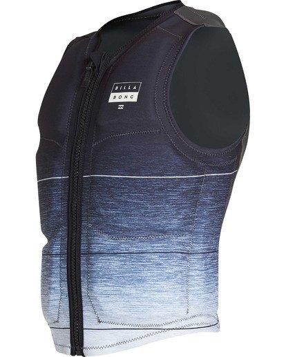 2 Pro Series Wake Vest Schwarz N4VS06BIP9 Billabong