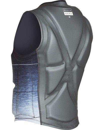 5 Pro Series Wake Vest Schwarz N4VS06BIP9 Billabong