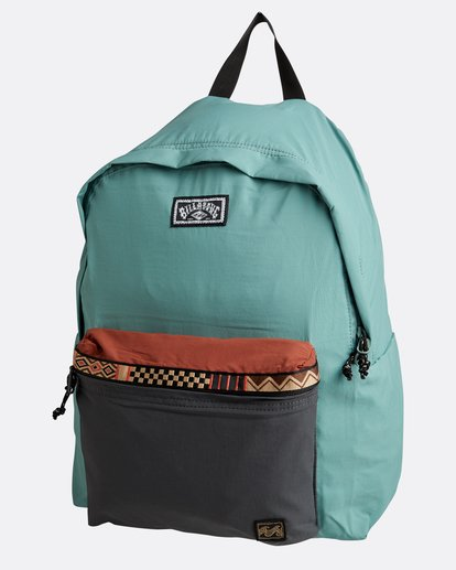 0 All Day Atlas Pack Backpack Grün N5BP01BIP9 Billabong