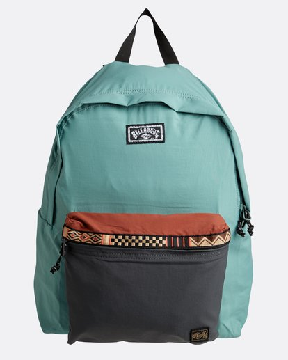 1 All Day Atlas Pack Backpack Grün N5BP01BIP9 Billabong