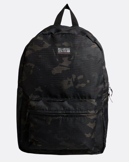 1 All Day Multicam Backpack Schwarz N5BP02BIP9 Billabong