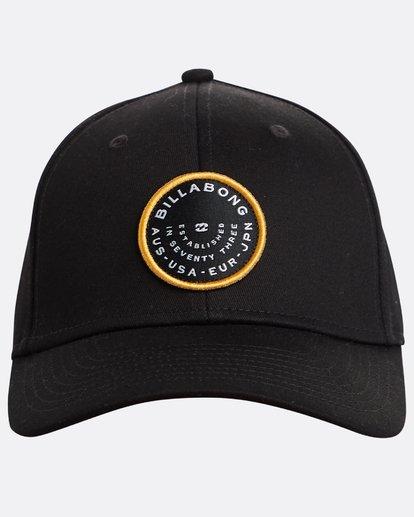 1 Walled Stretch Hat Grey N5CF01BIP9 Billabong