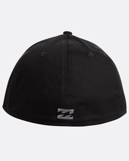 2 Walled Stretch Hat Grey N5CF01BIP9 Billabong