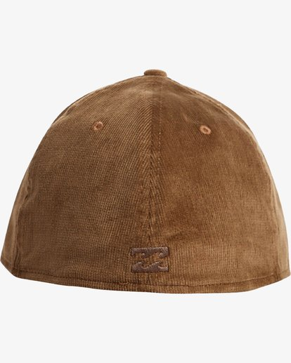 2 Walled Stretch Hat Marron N5CF01BIP9 Billabong