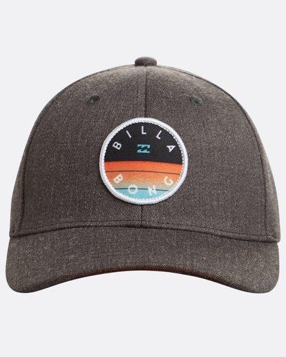 1 Theme Snapback Hat Grey N5CM03BIP9 Billabong