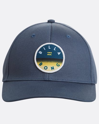 1 Theme Snapback Hat Blue N5CM03BIP9 Billabong