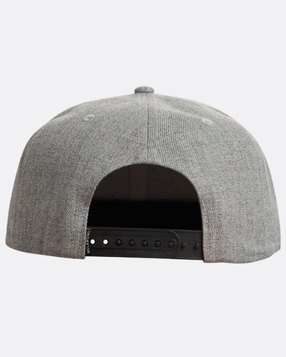 2 Spirit Walker Snapback Hat Grey N5CM04BIP9 Billabong