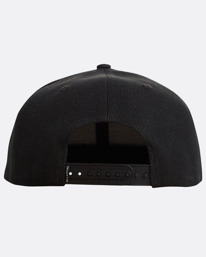 2 Spirit Walker Snapback Hat Noir N5CM04BIP9 Billabong