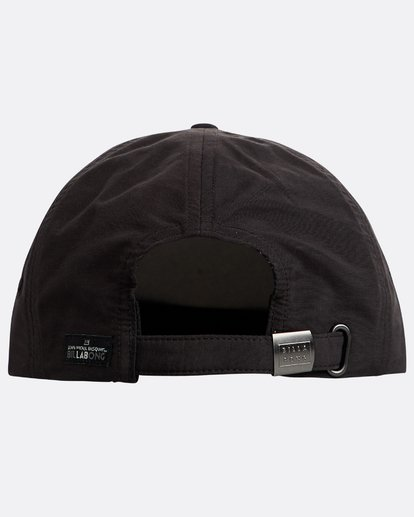 2 Basquiat Art Ladcap Hat Negro N5CM10BIP9 Billabong