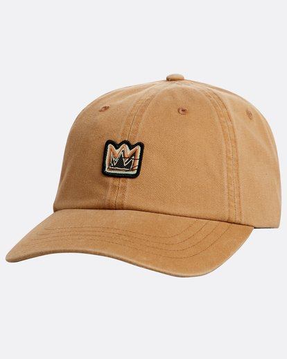 0 Basquiat Crown Lad Hat Green N5CM11BIP9 Billabong