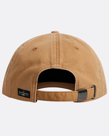 2 Basquiat Crown Lad Hat Green N5CM11BIP9 Billabong