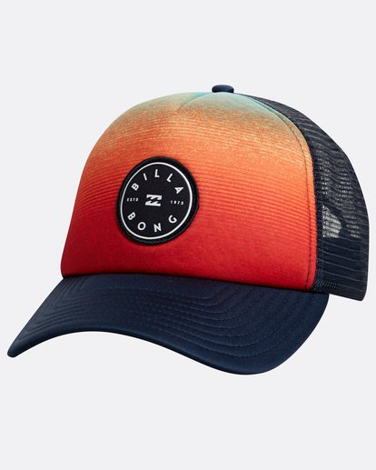 0 Scope Trucker Blau N5CT02BIP9 Billabong