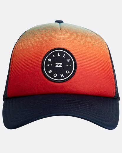 1 Scope Trucker Blau N5CT02BIP9 Billabong