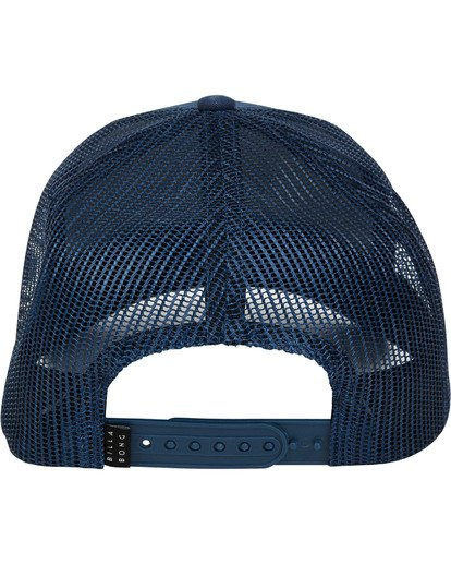 1 Walled Trucker Hat Blau N5CT03BIP9 Billabong