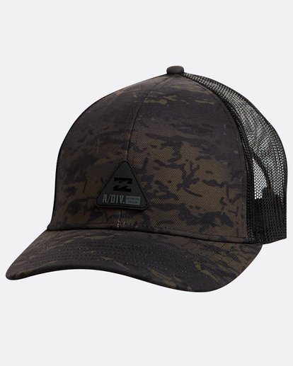 0 Multicam Trucker Hat Negro N5CT05BIP9 Billabong