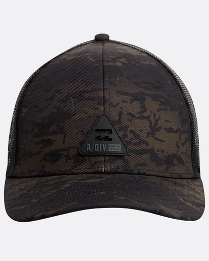 1 Multicam Trucker Hat Negro N5CT05BIP9 Billabong