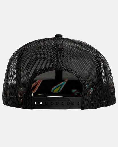 2 Gallery Trucker Hat Schwarz N5CT06BIP9 Billabong