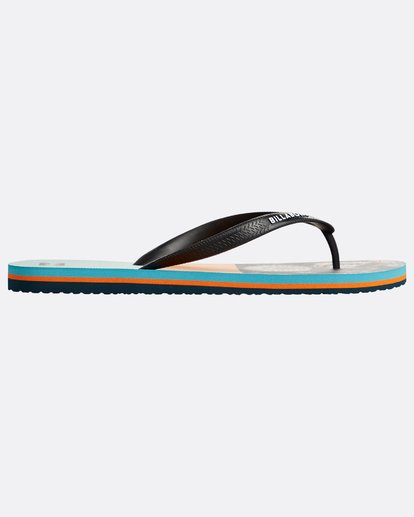 1 Tides Tribong Sandals Blau N5FF01BIP9 Billabong