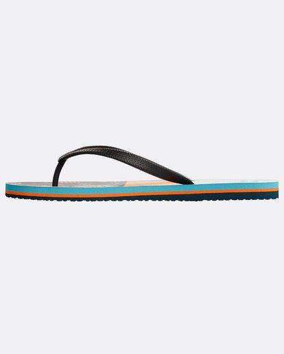 2 Tides Tribong Sandals Blau N5FF01BIP9 Billabong