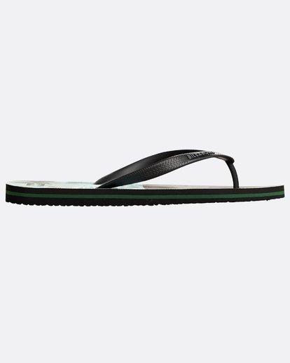 1 Tides Fifty50 Sandals Vert N5FF02BIP9 Billabong