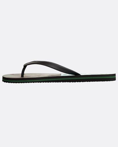 2 Tides Fifty50 Sandals Vert N5FF02BIP9 Billabong