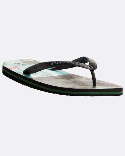 4 Tides Fifty50 Sandals Vert N5FF02BIP9 Billabong