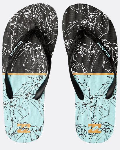 0 Tides Fifty50 Sandals Blau N5FF02BIP9 Billabong