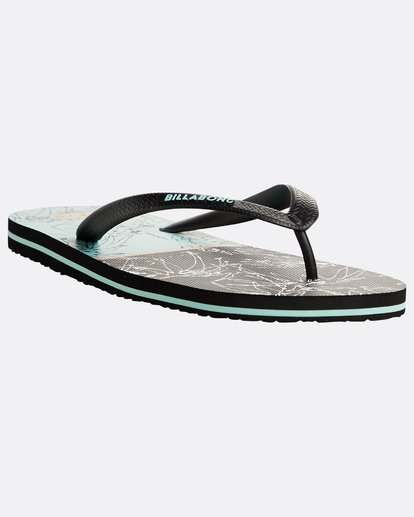 4 Tides Fifty50 Sandals Blau N5FF02BIP9 Billabong
