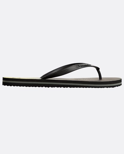 1 Tides 73 Stripe Sandals Gelb N5FF03BIP9 Billabong