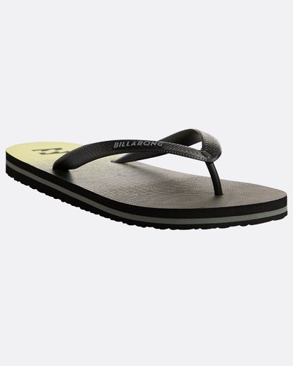 4 Tides 73 Stripe Sandals Gelb N5FF03BIP9 Billabong