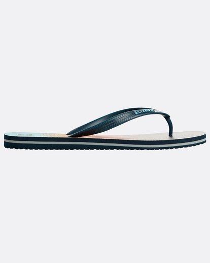 1 Tides 73 Stripe Sandals Orange N5FF03BIP9 Billabong