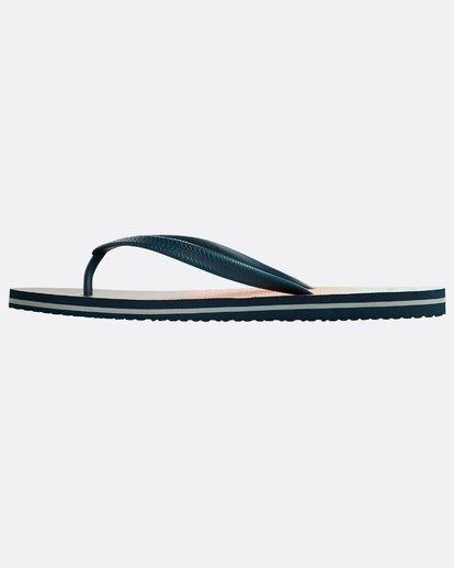 2 Tides 73 Stripe Sandals Orange N5FF03BIP9 Billabong
