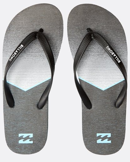 0 Tides Northpoint Sandals Schwarz N5FF04BIP9 Billabong