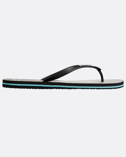 1 Tides Northpoint Sandals Schwarz N5FF04BIP9 Billabong