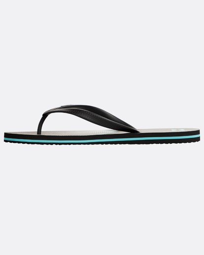 2 Tides Northpoint Sandals Schwarz N5FF04BIP9 Billabong