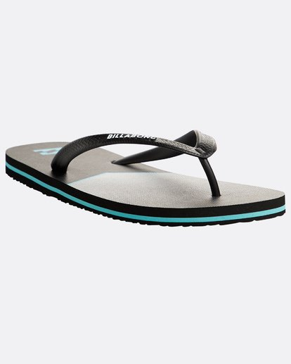 4 Tides Northpoint Sandals Schwarz N5FF04BIP9 Billabong