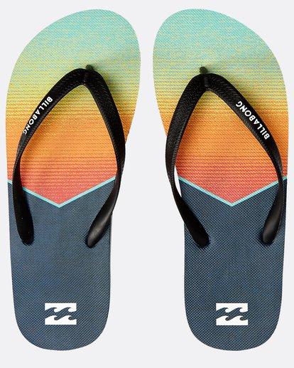 0 Tides Northpoint Sandals Orange N5FF04BIP9 Billabong