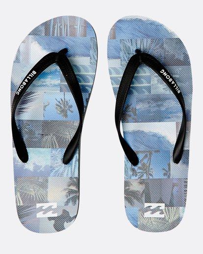 0 Tides Horizon Sandals Schwarz N5FF05BIP9 Billabong