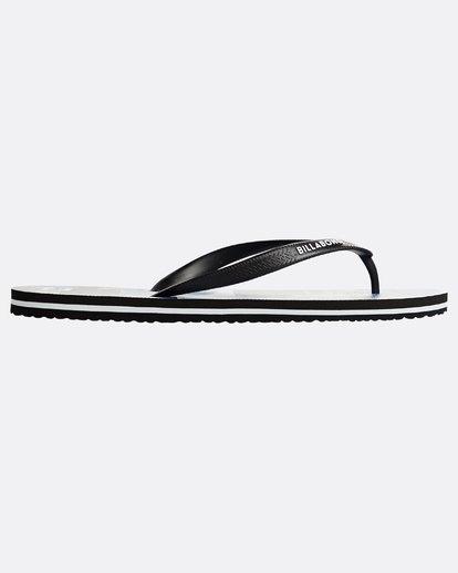 1 Tides Horizon Sandals Schwarz N5FF05BIP9 Billabong