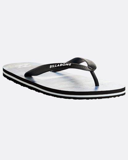 4 Tides Horizon Sandals Schwarz N5FF05BIP9 Billabong