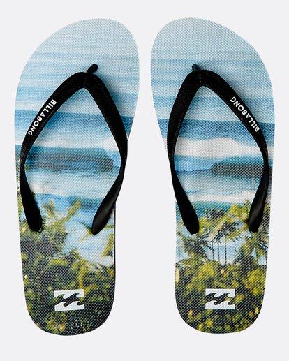 0 Tides Horizon Sandals Blau N5FF05BIP9 Billabong