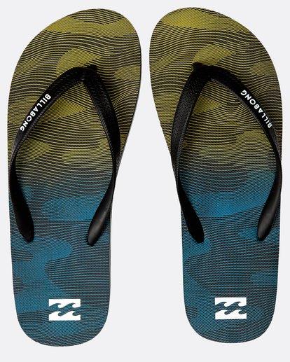0 Tides Resistance Sandals Schwarz N5FF06BIP9 Billabong