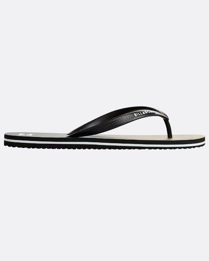 1 Tides Resistance Sandals Schwarz N5FF06BIP9 Billabong