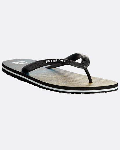 4 Tides Resistance Sandals Schwarz N5FF06BIP9 Billabong