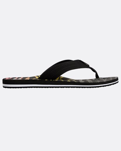 1 All Day Theme Sandals Schwarz N5FF07BIP9 Billabong