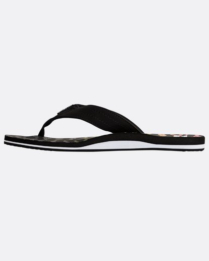 2 All Day Theme Sandals Black N5FF07BIP9 Billabong